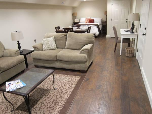 Short Term Rental Studio Apartment - Image 1 - Lynchburg - rentals