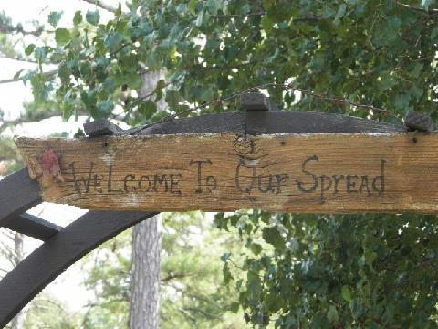 Welcome to The Little Ponderosa - The Little Ponderosa - Eureka Springs - rentals