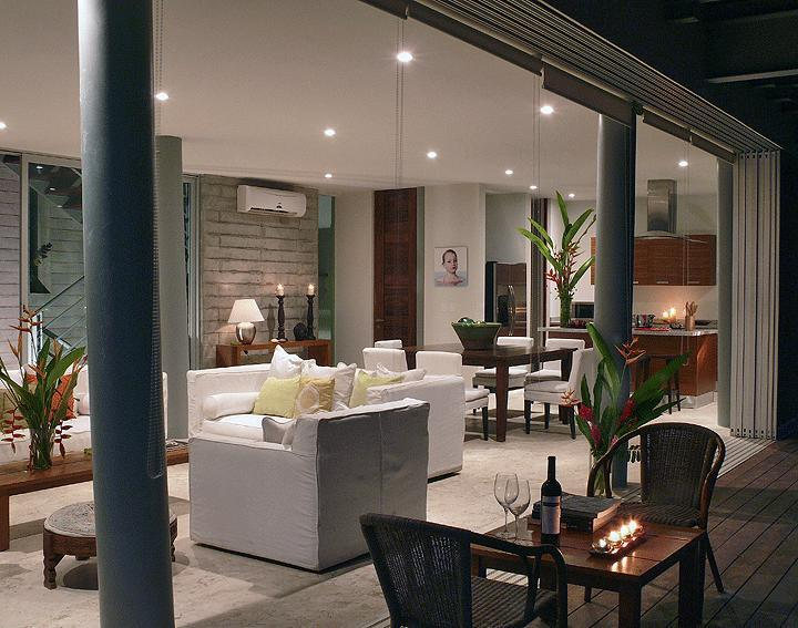 Living Room - Secluded Villas with Spectactular Views - Jalisco - rentals