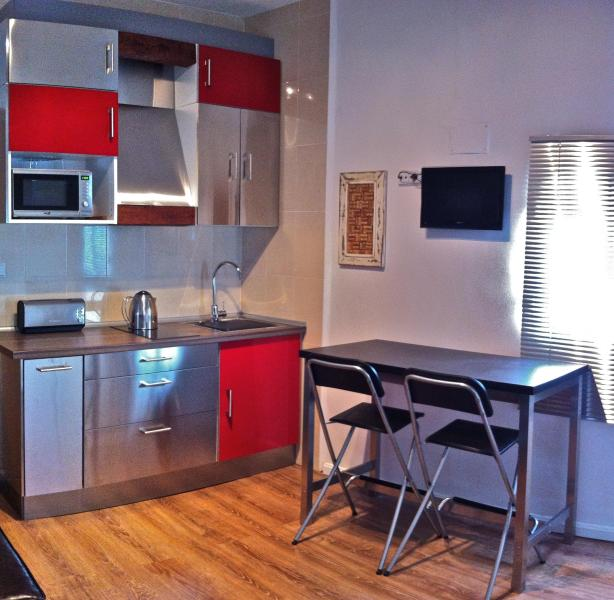 GREAT LOCATION; NEWLY DECORATED STUDIO - Image 1 - Madrid - rentals