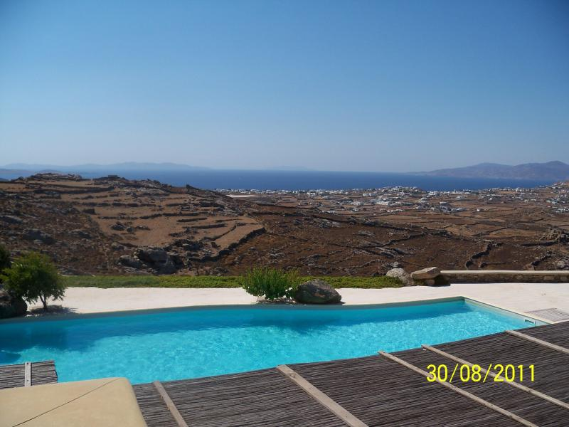 A Beautiful House with Pool in famous Mykonos - Image 1 - Mykonos - rentals