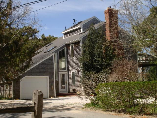 When you approach this home - 2 blocks to Bay, Modern, Internet-Air Conditioning - Wellfleet - rentals