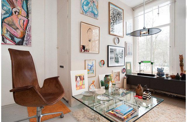Art house for 6 people. - Image 1 - Amsterdam - rentals