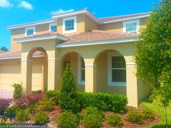 Spectacular Rental with Home Theatre, Gameroom, Hot Tub, Conservation View - BRAND NEW 5 Bed/4.5 Bath with Home Theatre, Gameroom, Hot Tub, and Conservation Viewl - Kissimmee - rentals