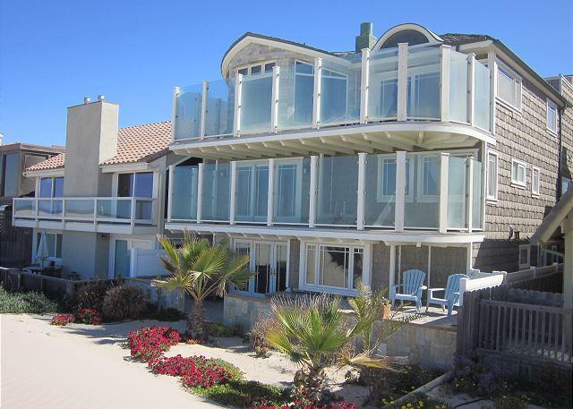 3365 O- Cape Cod Beauty - Hollywood Beach Oceanfront - Image 1 - Oxnard - rentals