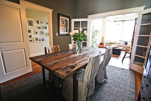 Living room - Sunny Mission House - San Francisco - rentals