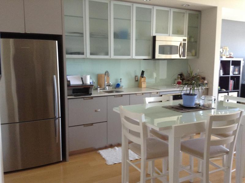 Dining Table Extends - Downtown Gaslamp Condo - San Diego - rentals