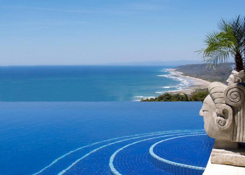 Tropical House, Best View-Sunsets, Pool - Jacuzzi - Image 1 - Mal Pais - rentals