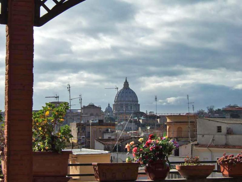 The Terrace in front of Saint Peter - Image 1 - Rome - rentals