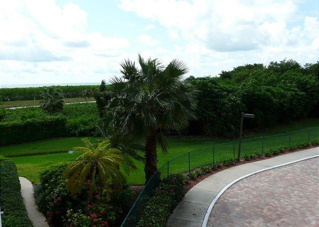 View from Balcony - South Seas Tower 4 Unit 210 - Marco Island - rentals