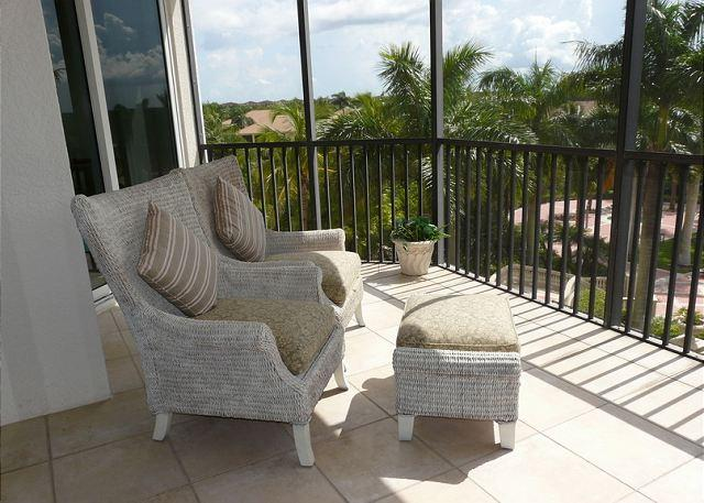 Balcony and View - Aversana 304 - Naples - rentals