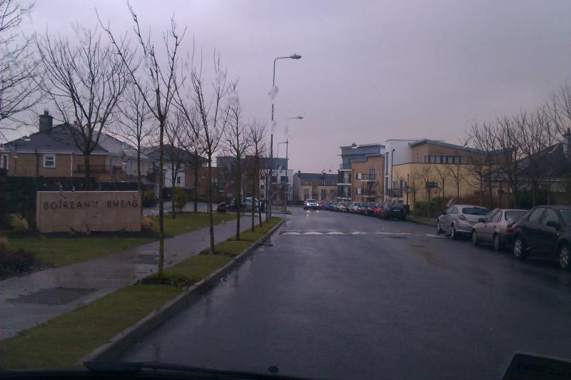 Approach Road to Apartment - A little Gem - Galway - rentals