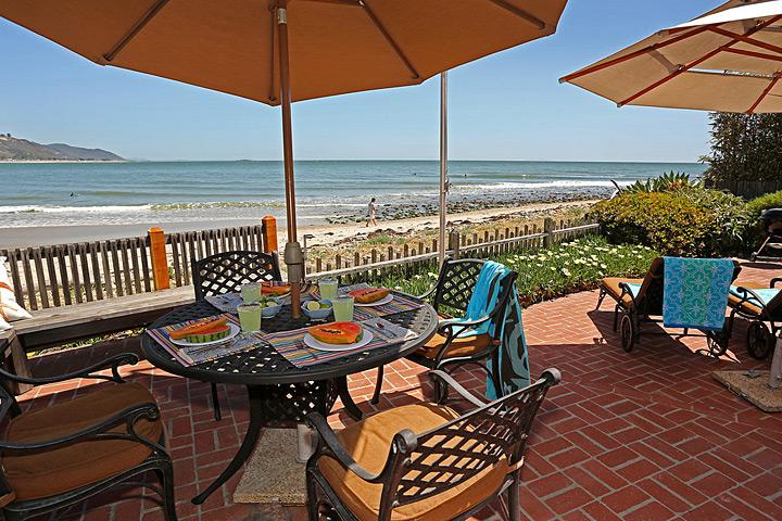Oceanfront views and world class surfing at Rincon - Rincon Retreat - Carpinteria - rentals