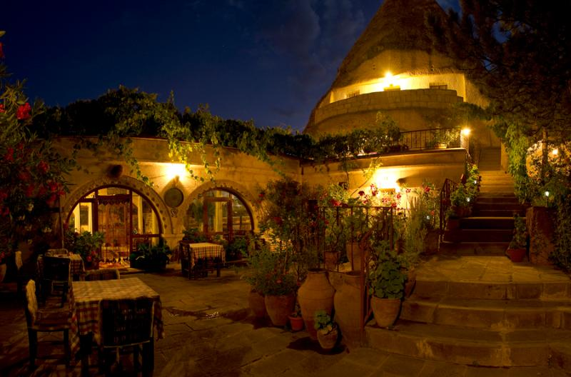 Exterior - Stay in the Carved Natural Rock Formation in Cappadocia - Goreme - rentals
