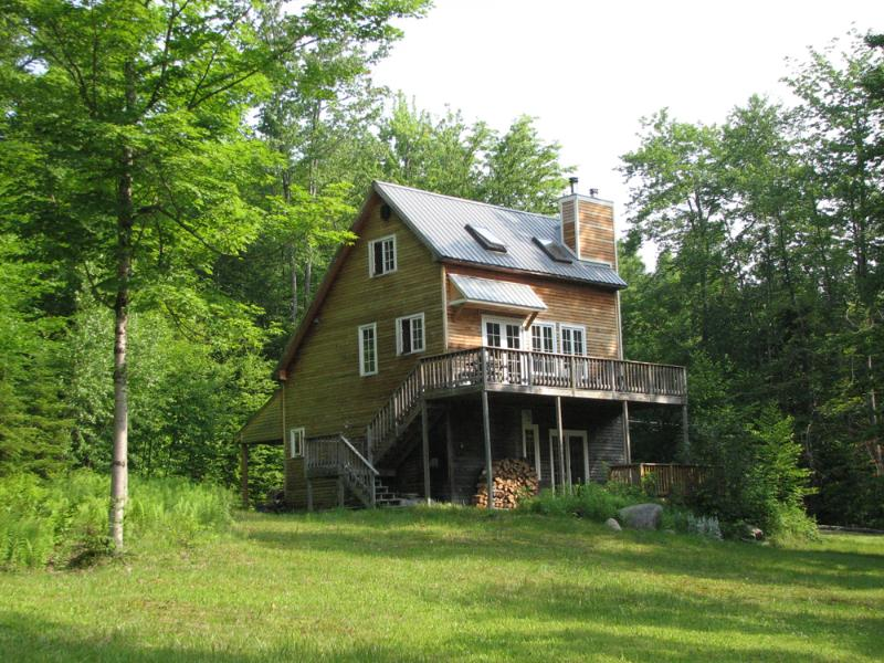 Summertime in Newfane - Romantic Vermont Vacation Cabin with View - Newfane - rentals