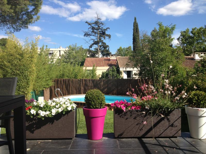 Garden - House Swiming Pool Aix en Provence 5 bedrooms 8 people - Aix-en-Provence - rentals