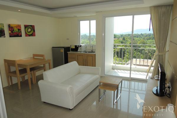 Modern appartment with pleasant views - Modern 1 Bedroom Apartment Close to the Beach - Ao Nang - rentals
