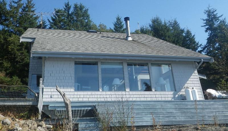 Water side of Whale Watch Cabin - Whale Watch Cabin - Friday Harbor - rentals