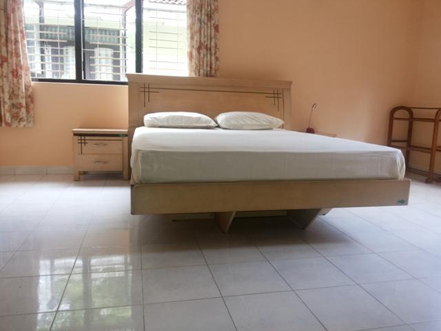 Main bedroom - 2 BR  house Near Colombo aiprot and negombo beach - Negombo - rentals