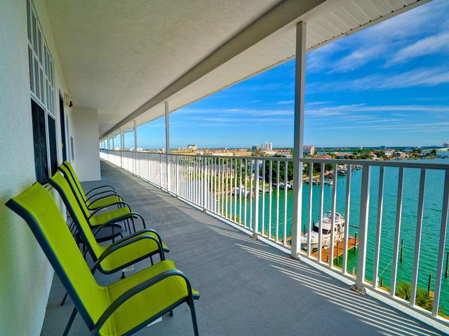 Dockside Condos 602 - Image 1 - Clearwater Beach - rentals