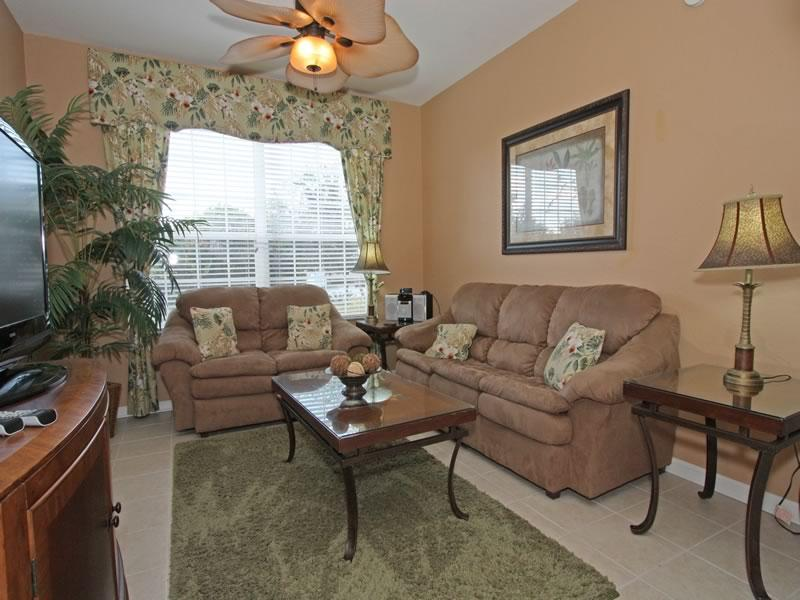Luxury 3 bed condo in a gated community - Image 1 - Kissimmee - rentals
