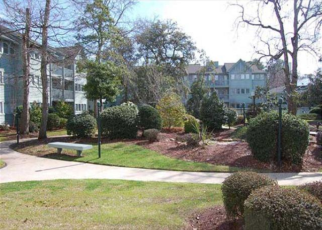 Myrtle Beach Resort FS4109 | Awesome Retreat w/ Private Courtyard - Image 1 - Myrtle Beach - rentals