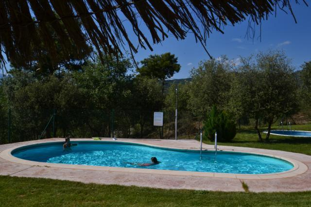 Pool - Farmhouse in stunning natural area. Catalonia - Olvan - rentals