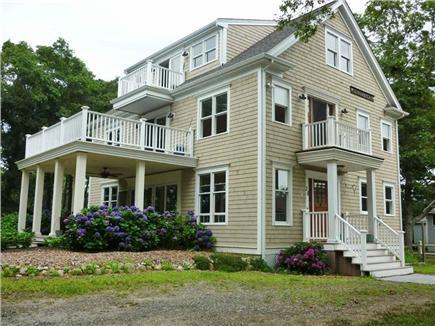 Gingers Cove - Salt water views - Mashpee - rentals