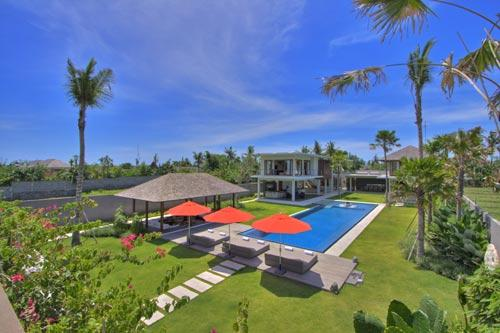 Villa Kalyani - Hi-tech luxurious 5 bedroom Villa Kalyani - Bali - rentals