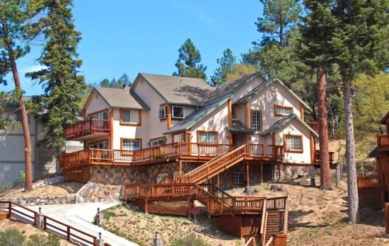 Moose Manor - 4 Bedroom Vacation Rental in Big Bear Lake - Image 1 - Big Bear Lake - rentals