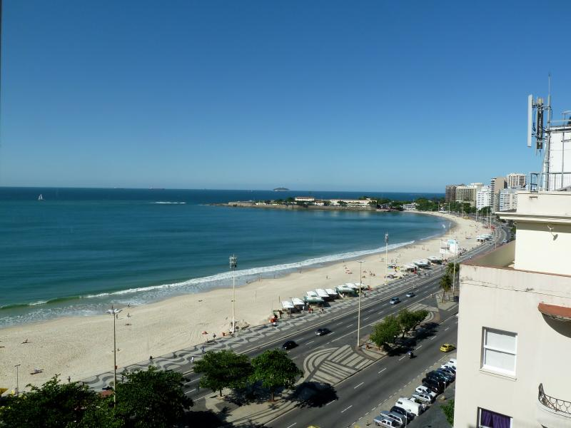 RioBeachRentals - Studio with Awesome Ocean View! - Image 1 - Copacabana - rentals