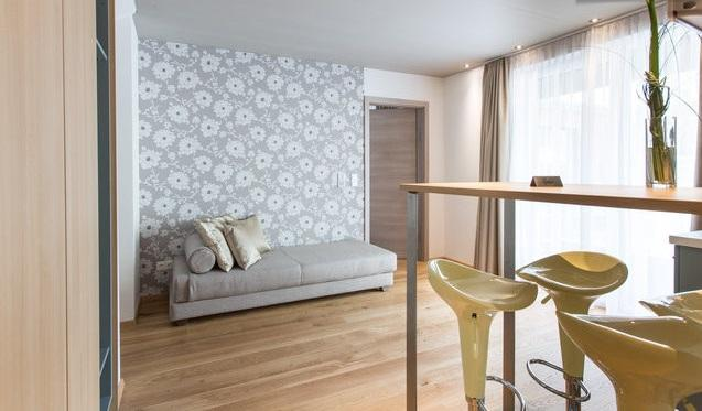 living room - Cosy apartment with pool in the old town/Salzburg! - Salzburg - rentals