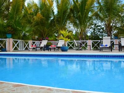 Private pool 30 x 16 feet - Near beach, private, secluded, bikes - Providenciales - rentals