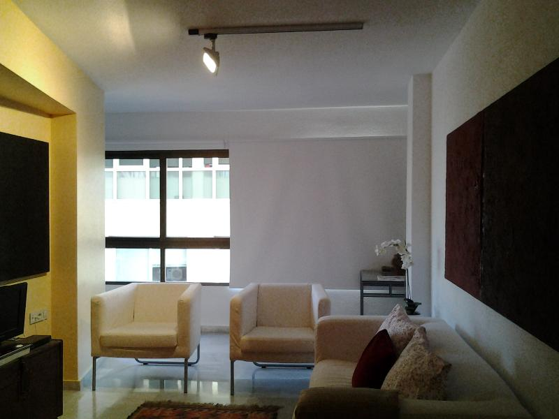 Living room - Apartment in Málaga Center - Malaga - rentals