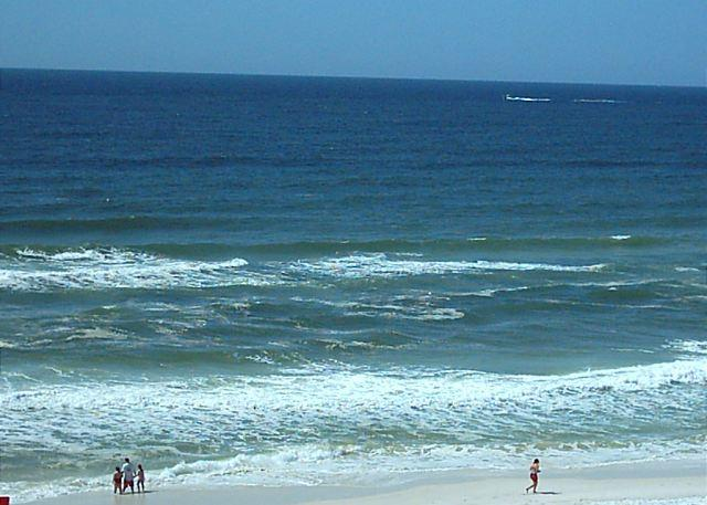 2 bed/ 2 bath Beach Front condo 3rd floor - Image 1 - Fort Walton Beach - rentals