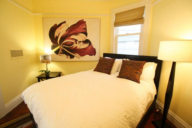 Bedroom - Downtown Mission - San Francisco - rentals