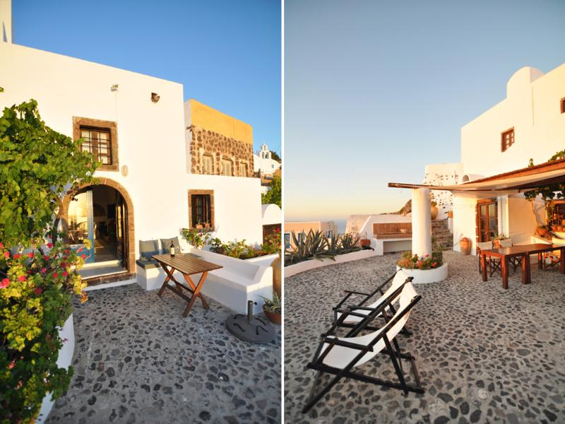 Live your dream at Fava Residence - Fava Residence - Helios Suite - Santorini - rentals