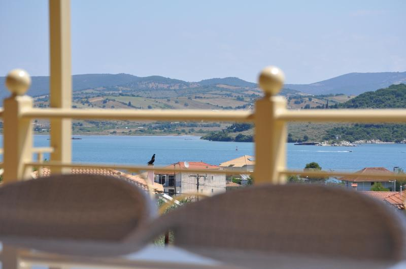 Sea view from veranda - ~Gea Villas~ maisonette - Ionian Islands - rentals
