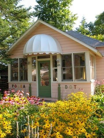 Polka Dot- Whimsical 3 Br Lake Cottage In Caroga - Image 1 - Caroga Lake - rentals