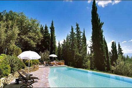 Magnificent Villa Solido offers lovely grounds, stone bbq and infinity pool - Image 1 - Perugia - rentals