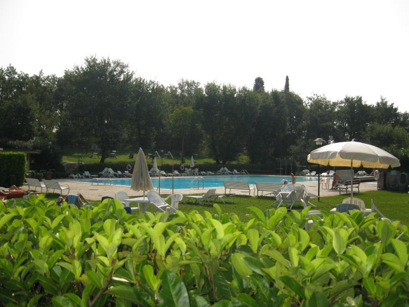 swimingpool - Panoramic In Countryside Residence On Garda Lake - Padenghe sul Garda - rentals