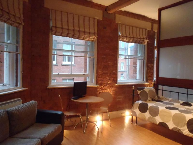 Lounge - Boutique Apartment in Historic Lace Market Quarter - Dukeries Mill - rentals
