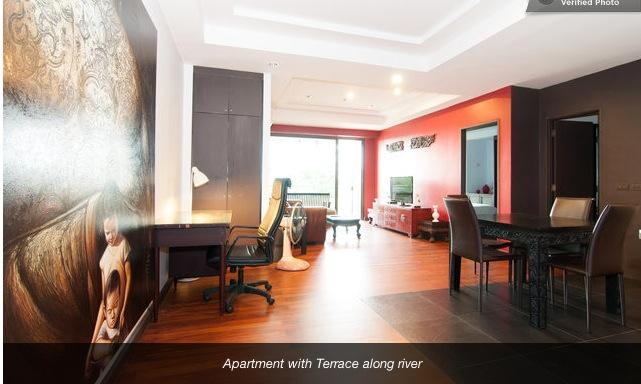 Loft one bedroom with big terrace - Image 1 - United States - rentals
