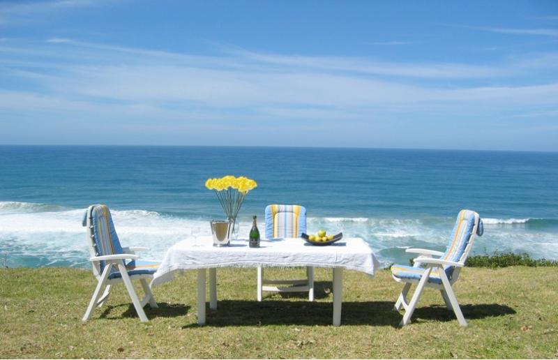 aquarius dining - Aquarius beach house - Wilderness - rentals