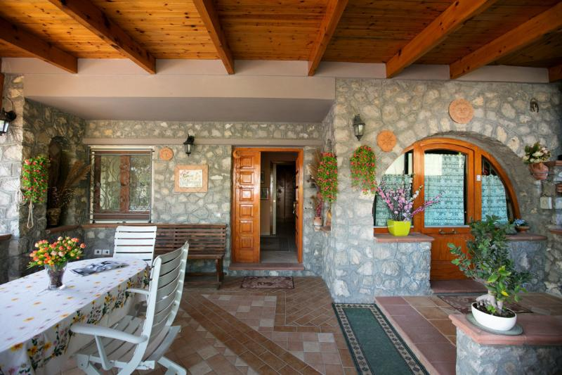 Villa composed by three unit with pool and view - Image 1 - Sant'Agata sui Due Golfi - rentals