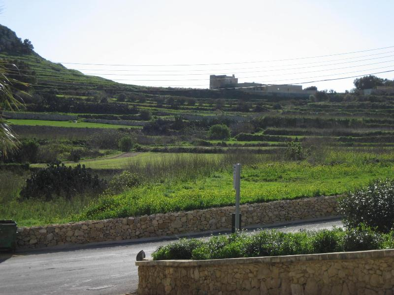 View from Balcony - Entire Apartment in Marsalforn Gozo - Marsalforn - rentals