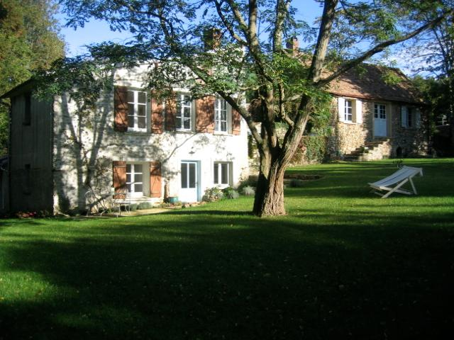 Gîte/Garden & Forest rooms + Private garden - Domaine de la Folicoeur - Fontaine-sous-Jouy - rentals