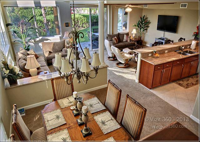 FALL SPECIAL-5TH NIGHT FREE - New Listing! Beautiful 3BR Poolside! - Image 1 - Waikoloa - rentals
