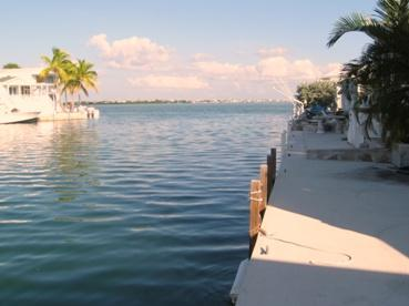 Dock View - VO-529 - Cudjoe Key - rentals