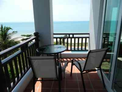 Big condo direct to the beach with amazing view on the sea - Image 1 - Khanom - rentals